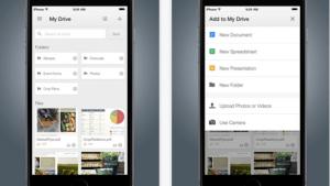 """""""جوجل"""" تدعم البصمة فى تطبيقها """"درايف"""" على الايفون"""