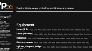شاهد جميع انواع عدسات الكاميرا قبل شرائها