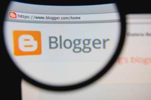 جوجل يحذف مدونات بلوجر