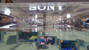 هواتف سوني تحت الماء