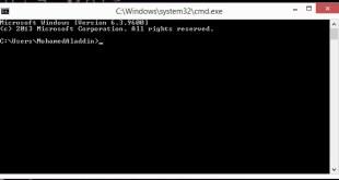 كيفية اغلاق اي كمبيوتر من على بعد بدون برامج