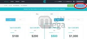 موقع cex.io لشراء وبيع البيتكوين