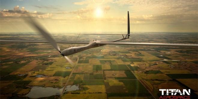 جوجل تتخلى عن مشروع Titan Aerospace لإمداد الناس بالانترنت عبر طائرات بدون طيار