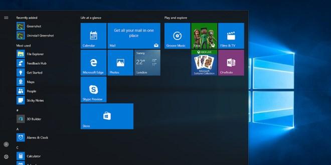 مايكروسوفت تضيف ميزة وضعية اللعب الى ويندوز10