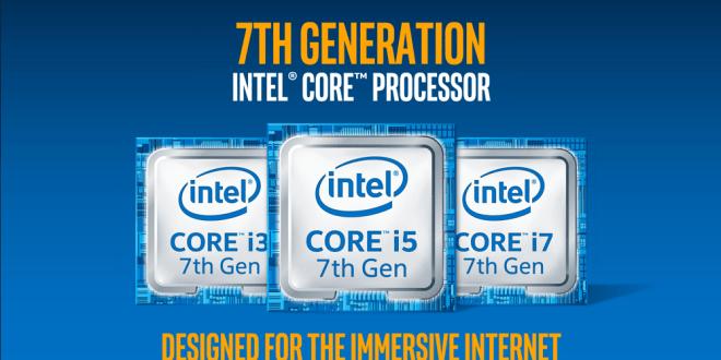 Intel تطلق معالجات Kaby Lake المكتبية ومحطات العمل المتنقلة