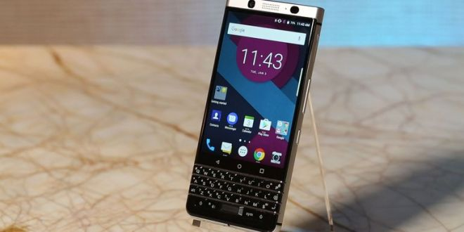 Balckberry تعلن عن الهاتف Blackberry Mercury