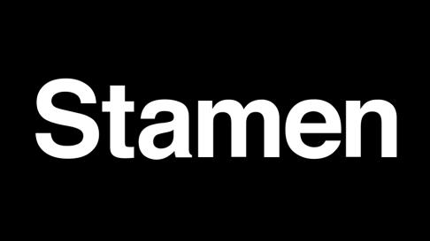 Built by Stamen Design