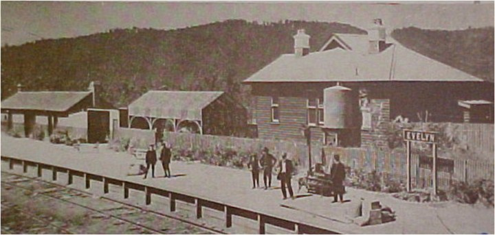 The Station House c1915