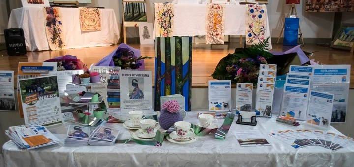 Mt Evelyn Community House display