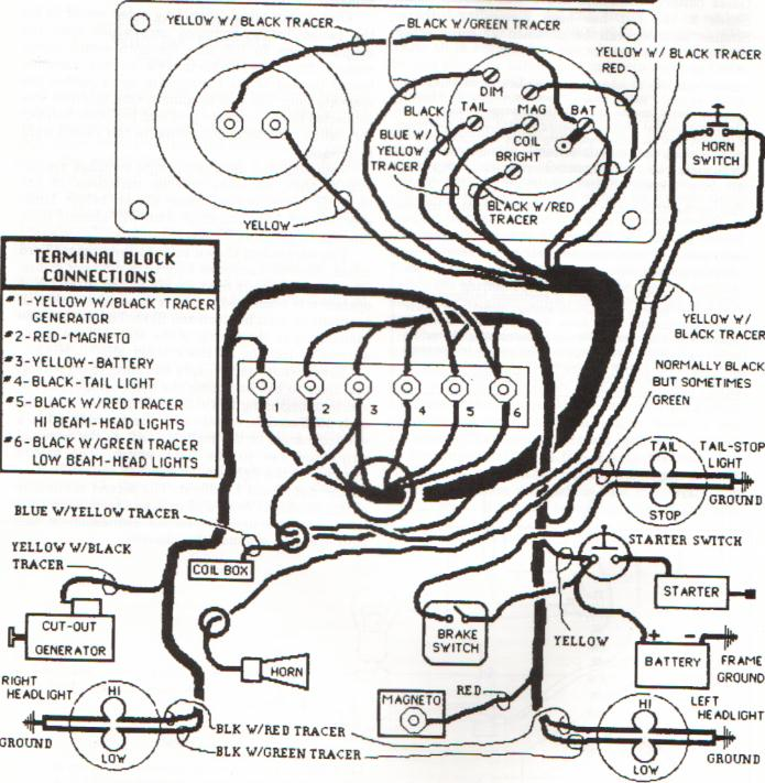 1940 9n Ford Tractor Wiring Diagram