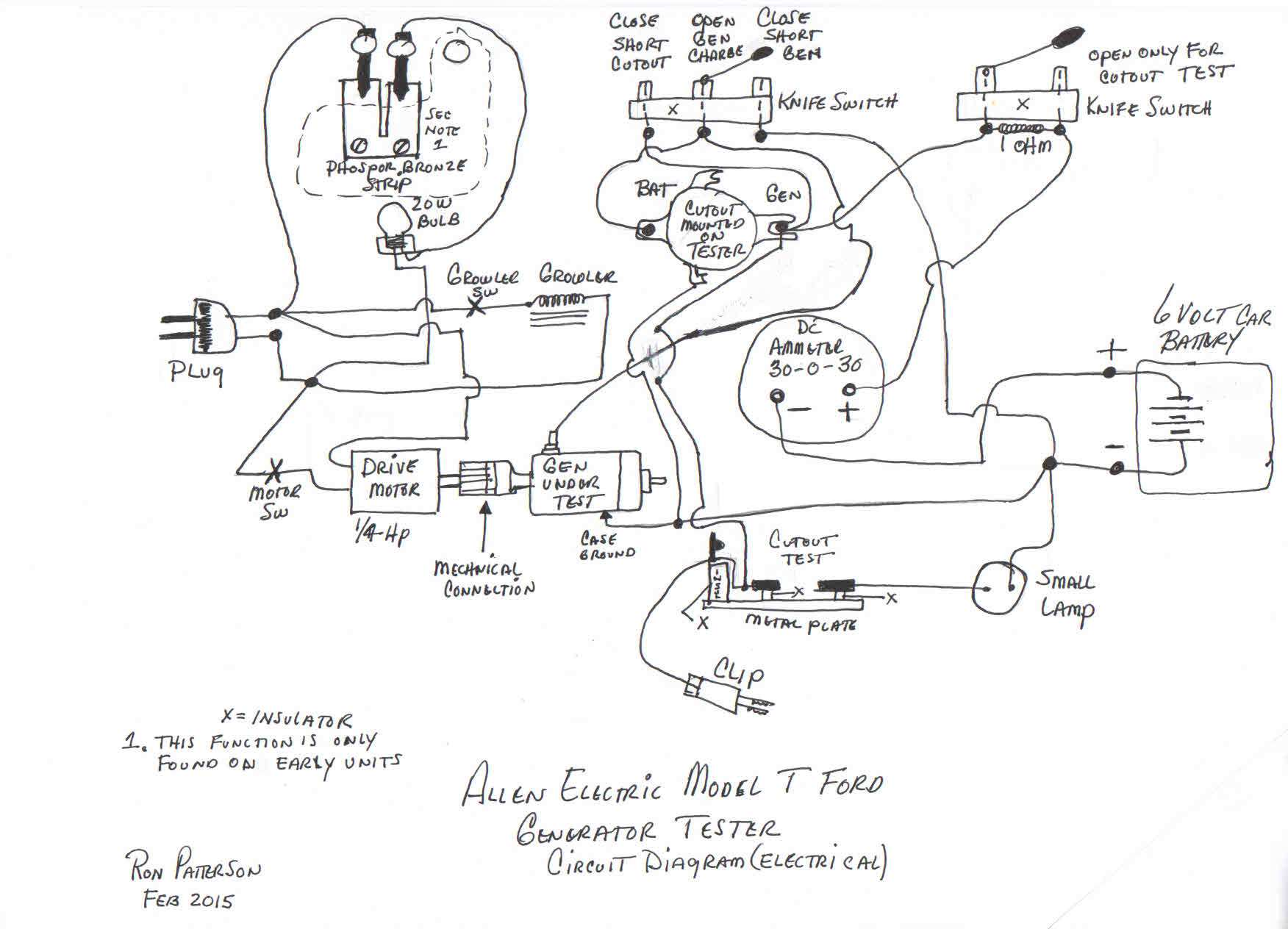 [DIAGRAM] Ford 8n Generator Wiring Diagram FULL Version HD