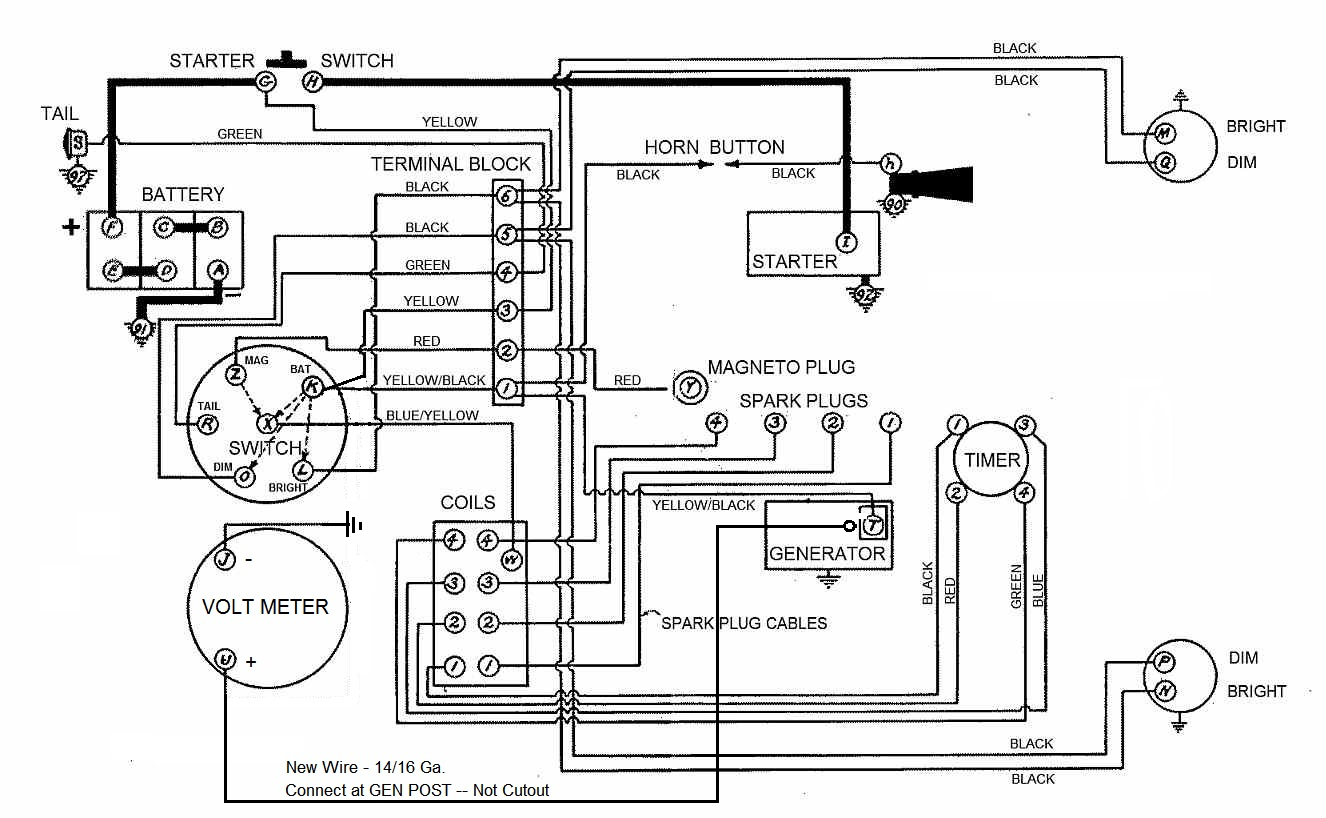 Autometer Voltage Gauge Wiring Diagram Oil Temp Gauge
