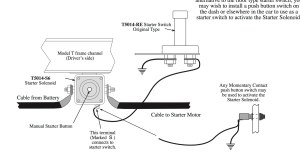 Model T Ford Forum: Electrical  Wiring question