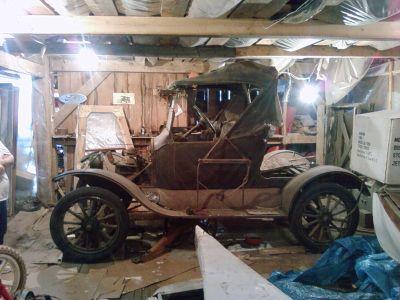 Model T Ford Forum Barn Find Model T