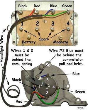 Model T Ford Forum: Firewall and coil box