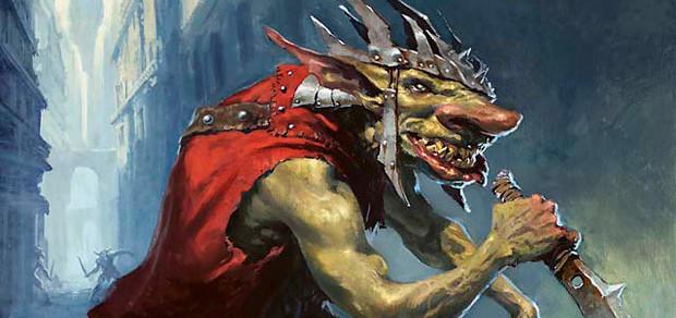 Krenko, El líder de los de Abajo