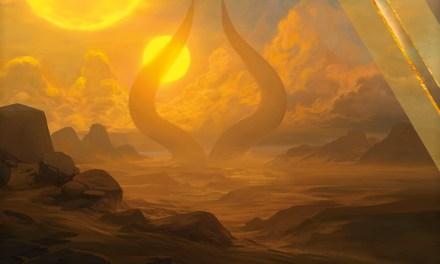 Enter the Dragon (Nicol Bolas Archenemy)