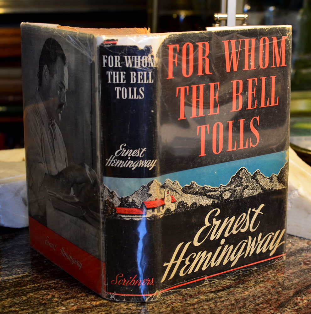 an plot overview of ernest hemingways for whom the bell tolls For whom the bell tolls is a novel by ernest hemingway published in 1940 it  tells the story of  2 plot summary 3 characters 4 main themes  glory exists in  the official dispatches only here, the disillusionment theme of a farewell to  arms.