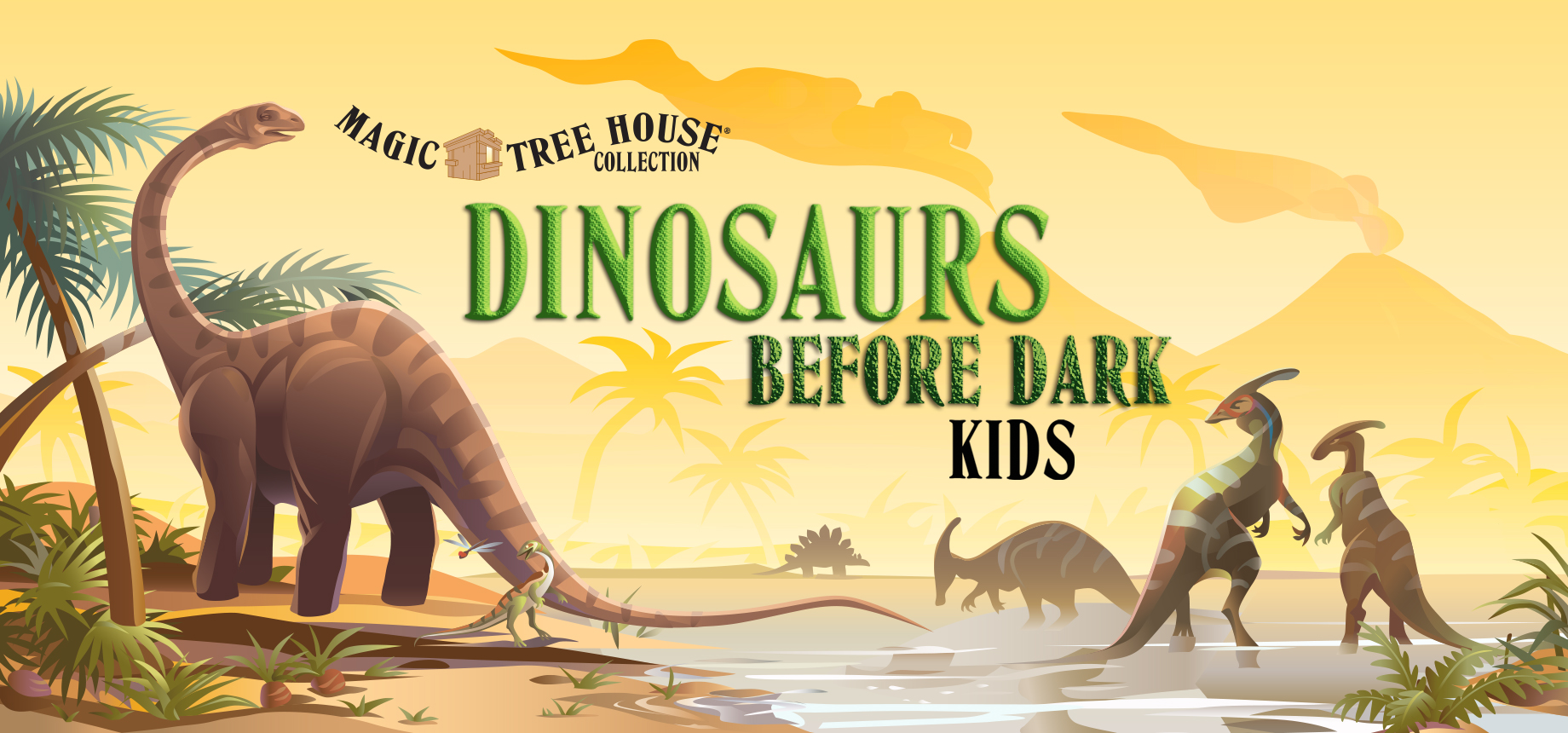 Magic Tree House Dinosaurs Dark
