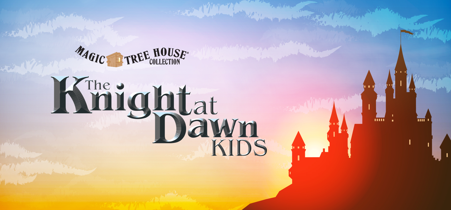 Magic Tree House The Knight At Dawn Kids