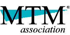 MTM Association with teal triangle behind it.