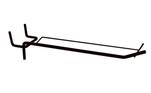 Крючок одноштырьковый с ценником