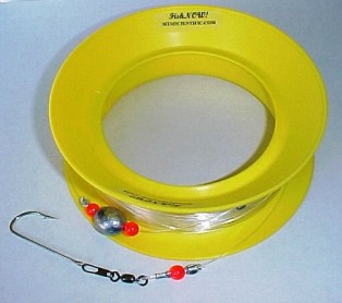 cuban yo-yo used for handline fishing