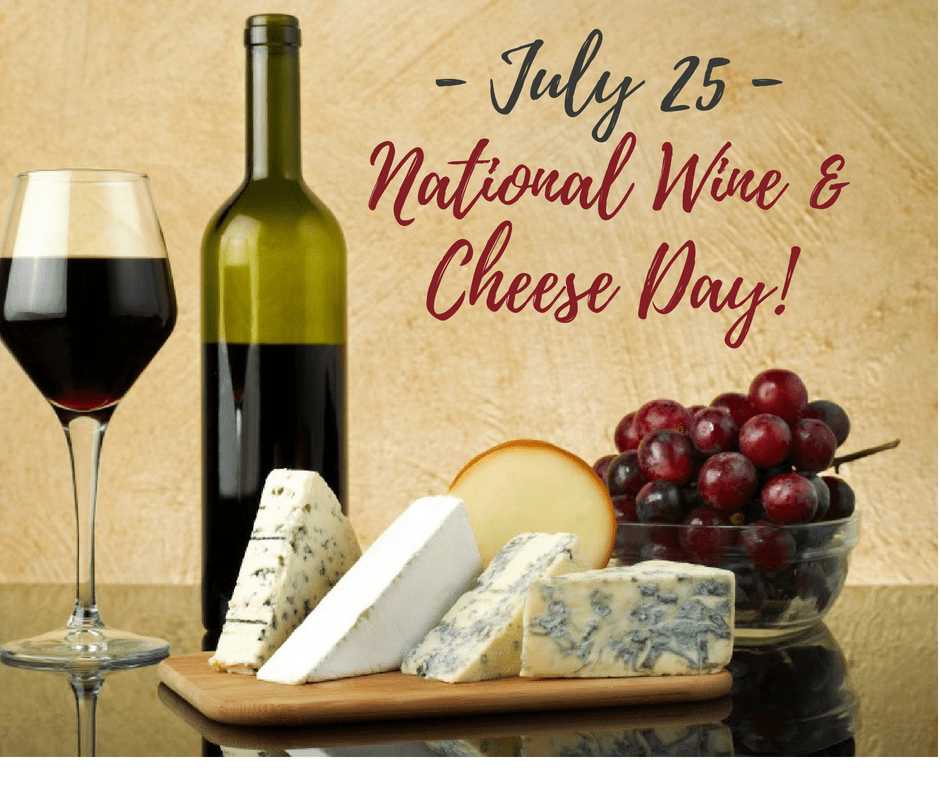 National Wine & Cheese Day - Mt. Nittany Winery