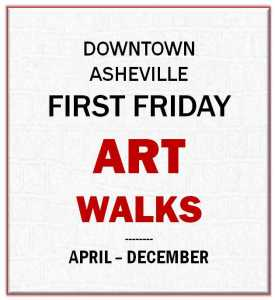 Asheville art walk