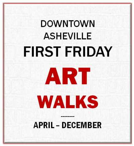 What is an Asheville Art Walk?