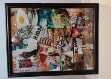 Collages: Putting It Together with Love