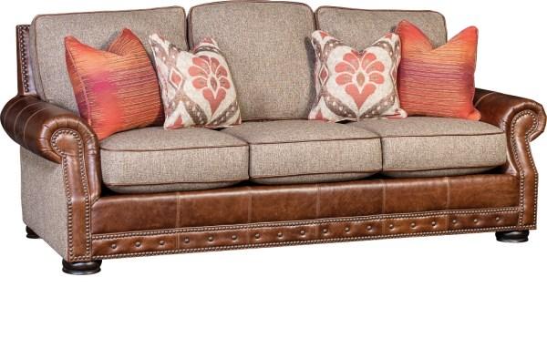 2900LF Leather Sofa