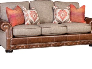 2900LF Leather Sofa