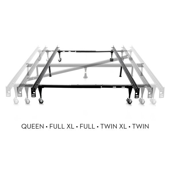 Malouf Queen//Twin Adjustable Bed Frame