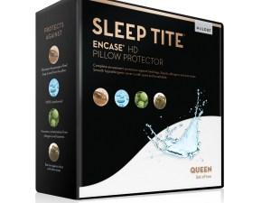 Sleep Tite Encase HD Pillow Protector  Pillow Protector