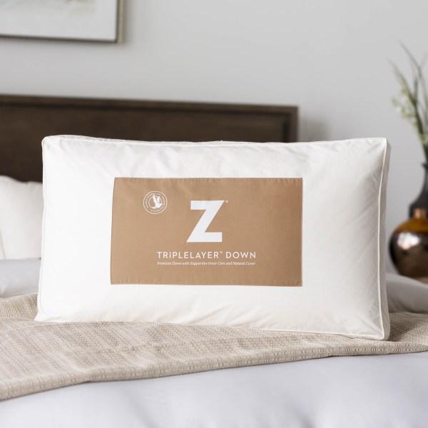 Z™ TripleLayer™ Down Pillow King
