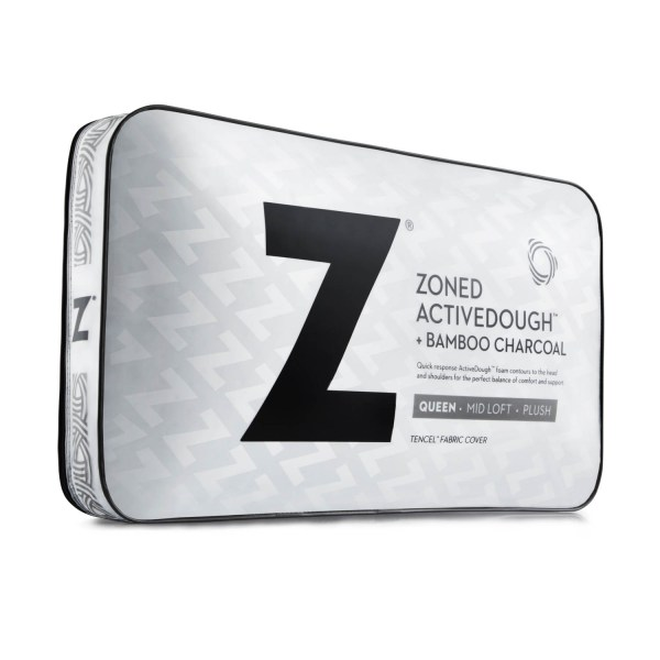 Zoned ActiveDough® + Bamboo Charcoal King