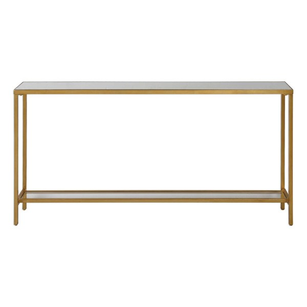 uttermost hayley console table