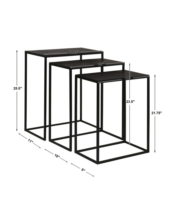 Uttermost Coreene Nesting Tables