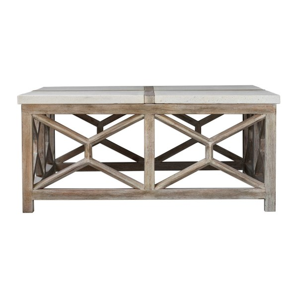 uttermost catali coffee table