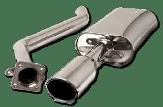 muffler shop thornton exhaust repairs