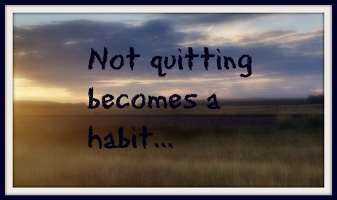 Not quitting becomes a habit.jpg