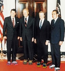 Skate on President's Day