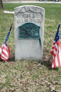 Gravesite of Eli Skinner
