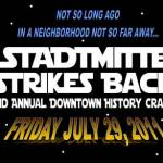 Stadtmitte Strikes Back
