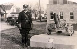 Chief Whittenberg 1933