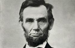 Lincoln Gettysburg