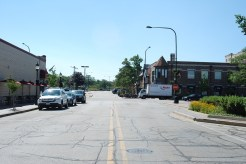 Busse Avenue Looking West Now