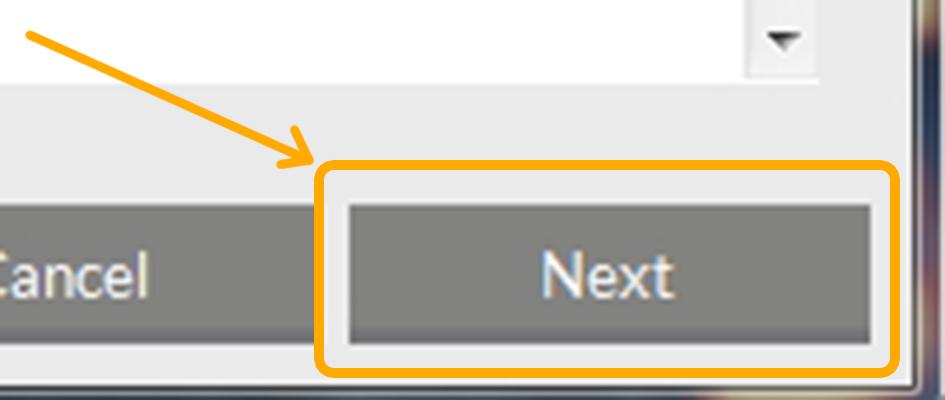 Кнопка, на которую нужно нажать пользователю, чтобы запустить выбранное виртуальное устройство