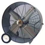 48'' BARREL FAN